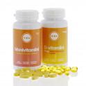 Vida Monivitamiini ja Vida D-vitamiini
